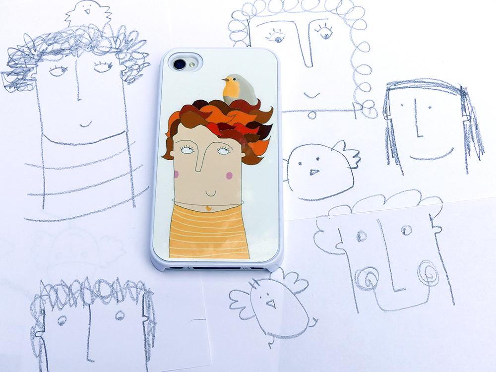 dpaper. funda mòbil