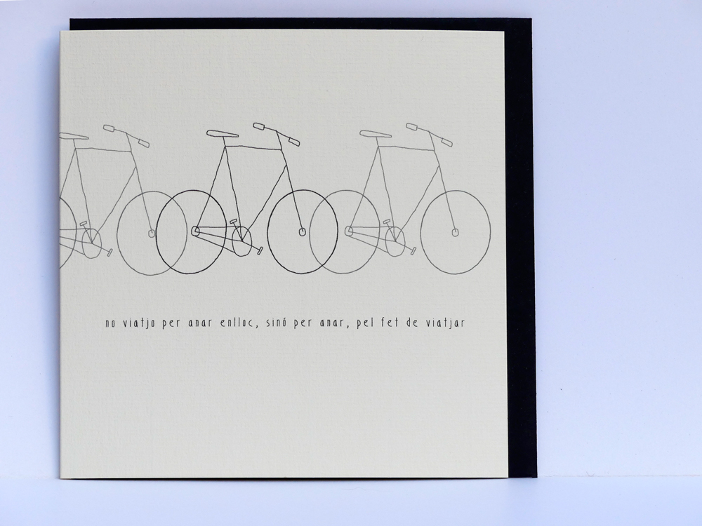 dibuix bicicletes